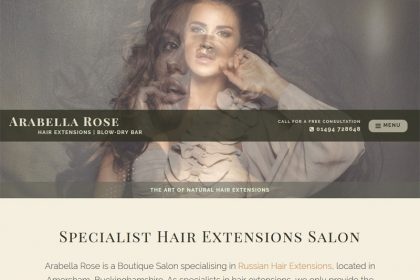 Arabella Rose Specialist Hair Extensions Salon